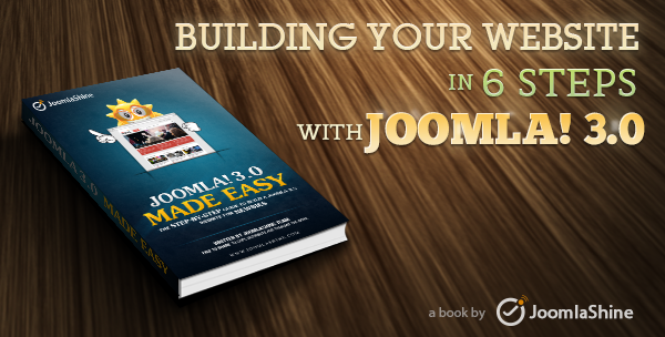 Buku Joomla Gratis - Joomla 3 Made Easy | KelanaSolution.Com